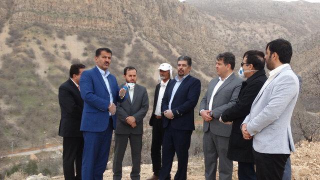 فرایند اجرایی پروژه احداث تله کابین یاسوج پس از 8 سال راکد بودن سرعت می گیرد