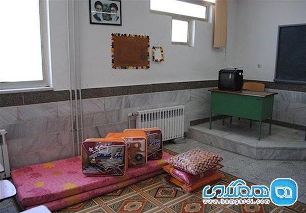 ممنوعیت اسکان نوروزی در مدارس و چادرها