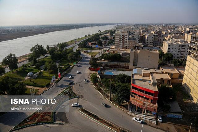 جزئیات محدودیت های شدید در شهر اهواز ، جلوگیری از حضور مردم در بلوارهای ساحلی