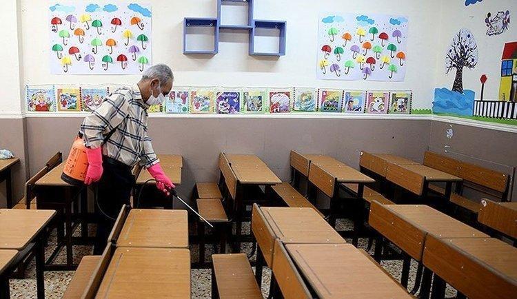 جزییات بازگشایی مدارس