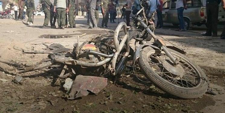 1 کشته و 15 مجروح بر اثر دو انفجار پیاپی در شرق سوریه
