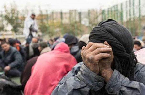 معتادها هم می گیرند! ، آمار ابتلای معتادان متجاهر به کرونا در کشور