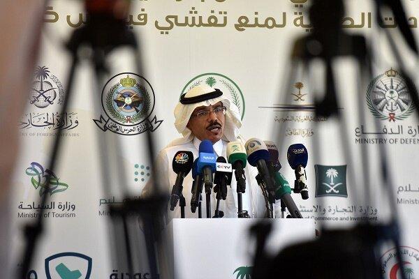 مبتلایان به کرونا در عربستان سعودی 74 هزار و 795 نفر شدند