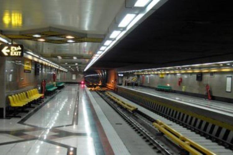 نخستین مترو به مهرآباد رفت، اسفندماه تاریخ افتتاح رسمی ایستگاه