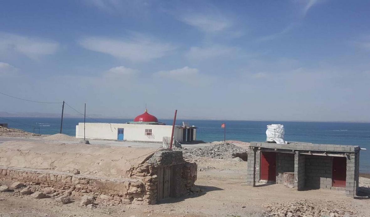 خبرنگاران مطالعه مردم شناسی نقش آب در فرهنگ مردم جزیره هنگام