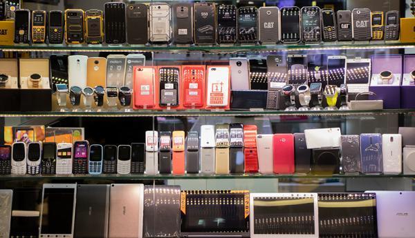 قیمت انواع گوشی امروز 29 دی 99