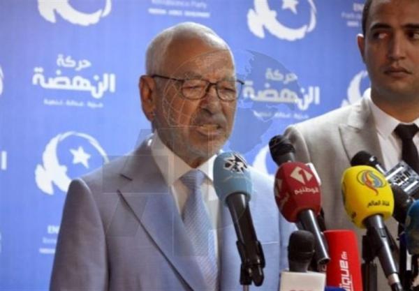 راشد الغنوشی: نظام سیاسی تونس باید به طور کامل تغییر کند