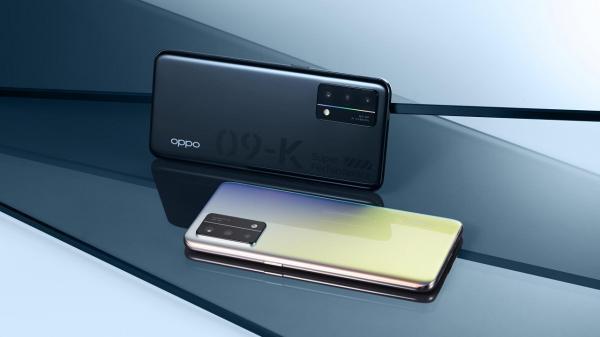گوشی Oppo K9 5G با تراشه 768G معرفی گردید