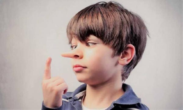 چرا بچه ها و نوجوانان دروغ می گویند؟