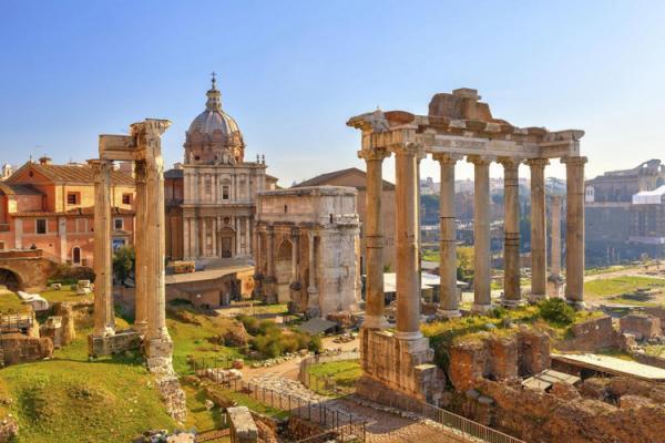 مکان های گردشگری رم را از دست ندهید